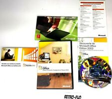 Microsoft Office Edition Etudiants, Enseignants et Eleves 2003