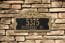 Celtic Dragon Personalized Address Plaque