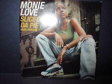 MONIE LOVE Slice of da pie PROMO CD SINGLE S/S