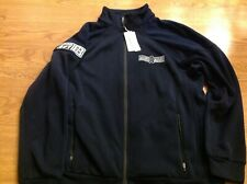 Canelo Alvarez vs Daniel Jacobs Zippered Jacket Mens Medium Navy