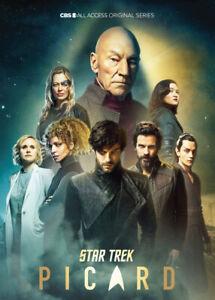 STAR TREK PICARD - Season 1 - Promo Card 4