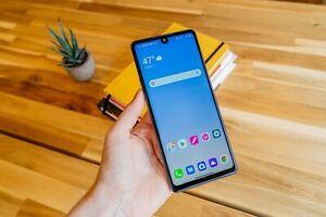 LG Stylo 6 LMQ730AM4 - 64GB - Blue (Cricket Wireless) (Single SIM)