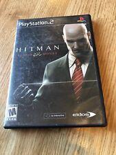 Hitman: Blood Money (Sony PlayStation 2, 2006) Ps2 VC5