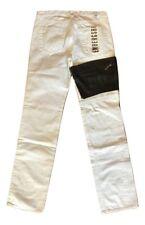 Pantalone da uomo Bikkembergs Pantaloni Casual Trousers Cotone Pelle size 32