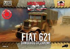 First to Fight 1/72 Polish Fiat 621L Truck # 011
