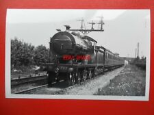 PHOTO  SR EX SECR CLASS  L 4-4-0 LOCO NO 781 NEAR PADDOCK WOOD  31/5/19 1.20PM F