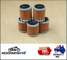Oil Filters for Yamaha WR250F 03-11 YZ250F 03-13 WR YZ 250F Filter 2011 2010