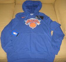 New ListingNew York Knicks Nike NBA Women s Basketball Hoodie Sweatshirt  913063-495 Medium 1f76a6f20