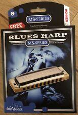 Hohner Blues Harp diatónico importante en C