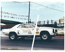 "1960s Drag Racing-Bill Jenkins' 69 Camaro ""Grumpy's Toy VI"" vs MUSSER BROS' SS/E"