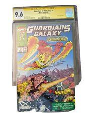 Guardians of the Galaxy #4 CGC 9.6 Signature Series. Jim Valentino