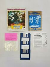 Champions of Krynn Amiga Big Box Game CBM Commodore AD&D Dungeons Dragons