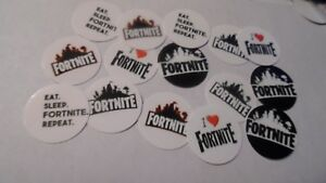 Pre Cut One Inch Bottle Cap Images Video Gaming Games Gamer Free Ship
