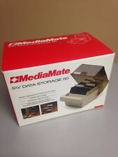 "MediaMate Data Storage PC/Atari 800/Commodore 64 5.25"" 5-1/4 Diskettes Holds 50"