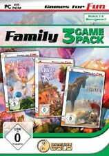 Games for Fun Family Game Pack 2 - Lills / Im Reich der Zwerge Neu