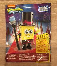Sponge Bob Mega Bloks Exclusive Comic Con 2015 Figure SDCC