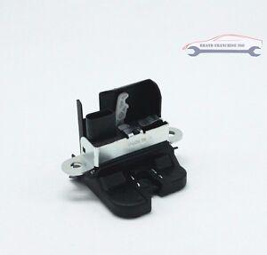 New Black 4-Pin Rear Trunk Hatch Latch Lock Fit For VW Beetle E-Golf Golf MK7