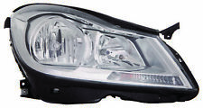NSF Passenger Right Headlight for 2012-2014 MERCEDES-BENZ C CLASS w/o CL