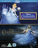 CINDERELLA 2 MOVIE COLLECTION BLU RAY [Blu-ray] [Region Free] -  CD YWVG The