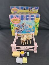 Vintage Littlest Pet Shop LPS Kenner Shy Shetlands Play Set Toy Boxed 1993