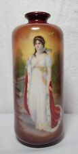 Antique Portrait Vase  of Queen Louise  Germany - Royal Bayreuth