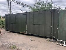 32 ft / 9 ft  High Security anti vandal container office
