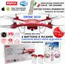 NUOVO Drone SYMA X5 UW FPV HEADLESS android apple smartphone drone WiFi video HD