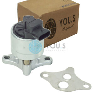 You.S Original EGR Exhaust Gas Recirculation Valve for Peugeot 607 (9D, 9U) 2.0