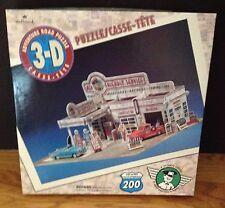 Hallmark Adventure Road 3-D Puzzle Over 200 Pieces