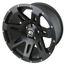 Rugged Ridge Xhd Wheel 18X9 5X5, Black Satin 2007-17 Jeep Jk Wrangler X 15305.01