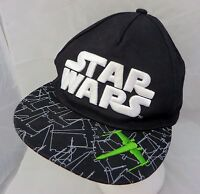STAR WARS baseball  cap hat  adjustable snapback small