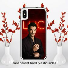 Lucifer Tom Ellis TV Series Fan Love Case Cover for iPhone Samsung Huawei Google