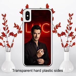 Lucifer Tom Ellis TV Series Fan Love Case Cover for iPhone Samsung Huawei Google