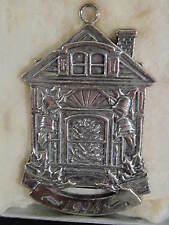 Reed & Barton Silverplate 1994 Our First Christmas Together Ornament