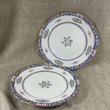 Antique Booths Pottery Plates Victorian Pottery Plate
