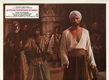 JOHN PHILIP LAW THE GOLDEN VOYAGE OF SINBAD 1973 VINTAGE LOBBY CARD ORIGINAL #1
