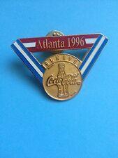 OLYMPIC PIN´S - ATLANTA 1996 - COCA COLA - OLIMPIC GAMES OLIMPICO - (E456)
