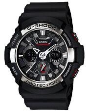 Casio G Shock *GA200-1A Anti Magnetic Anadigi X-Large Black for Men COD PayPal