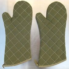 """2 pack Oven Mitts/ Gloves 17"""", Flame Retardant, Commercial, up to 450F, TFR17"""