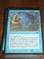 MTG Magic the Gathering ETOILE DE MER EPINEUSE Alliances French NEW never played