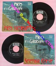 LP 45 7'' NICO E I GABBIANI Nico ricordami Serenata celeste ARISTON no cd mc vhs