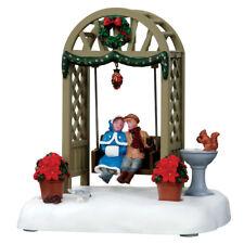 Lemax 54926 l'altalena in giardino  the garden swing Villaggio Natale