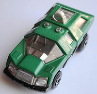 Vintage Matchbox green metal car PLANET SCOUT No 59 / MADE IN BULGARIA / Rare