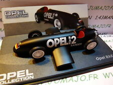 OPE98R voiture 1/43 IXO eagle moss OPEL collection : RAK 2 1928