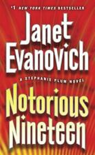 Notorious Nineteen von Janet Evanovich (2013, Taschenbuch)