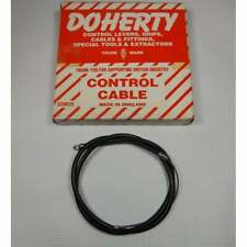 """Panther Model 100 Genuine Doherty 30"""" Throttle Cable For 289 AMAL Carb"""