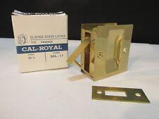 Antique Brass Prime-Line Products N 7080 Pocket Door Passage Pull
