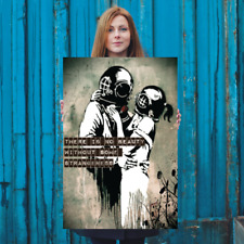"""Bansky and Poe """"...No Beauty Without Some Strangeness"""" 