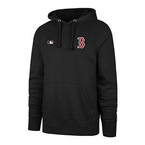 MLB Boston Red Sox Hoody Trilogy Headline Jumper Hooded Sweater Sweatshirt
