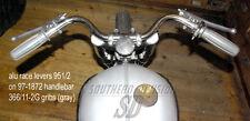366/011 gray Griffgummi british 22mm Triumph BSA Norton SR500 Triton Enfield BMW